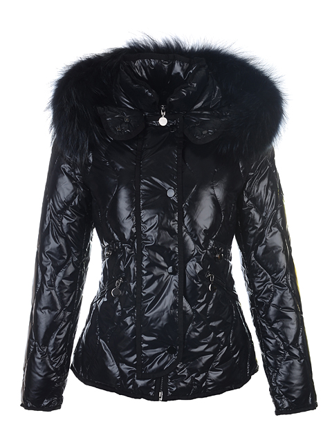 Moncler Women's Jacket Lontre Black