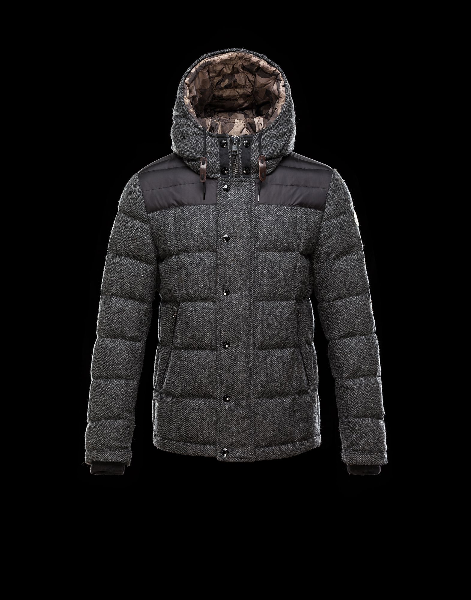 Men Moncler GUYENNE down jacket