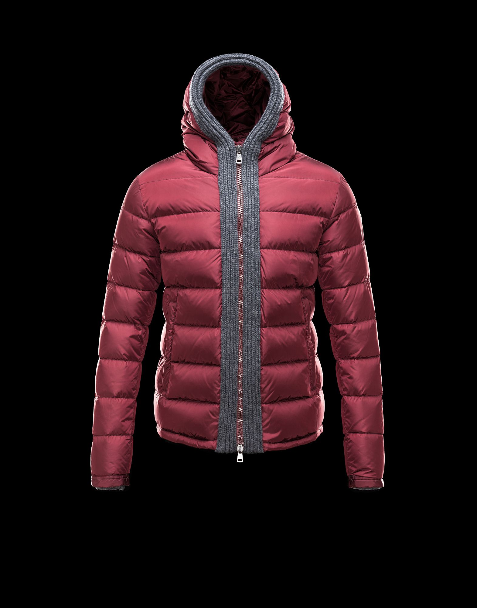 Moncler Men's Down Jacket Men's Hooded Jacket
