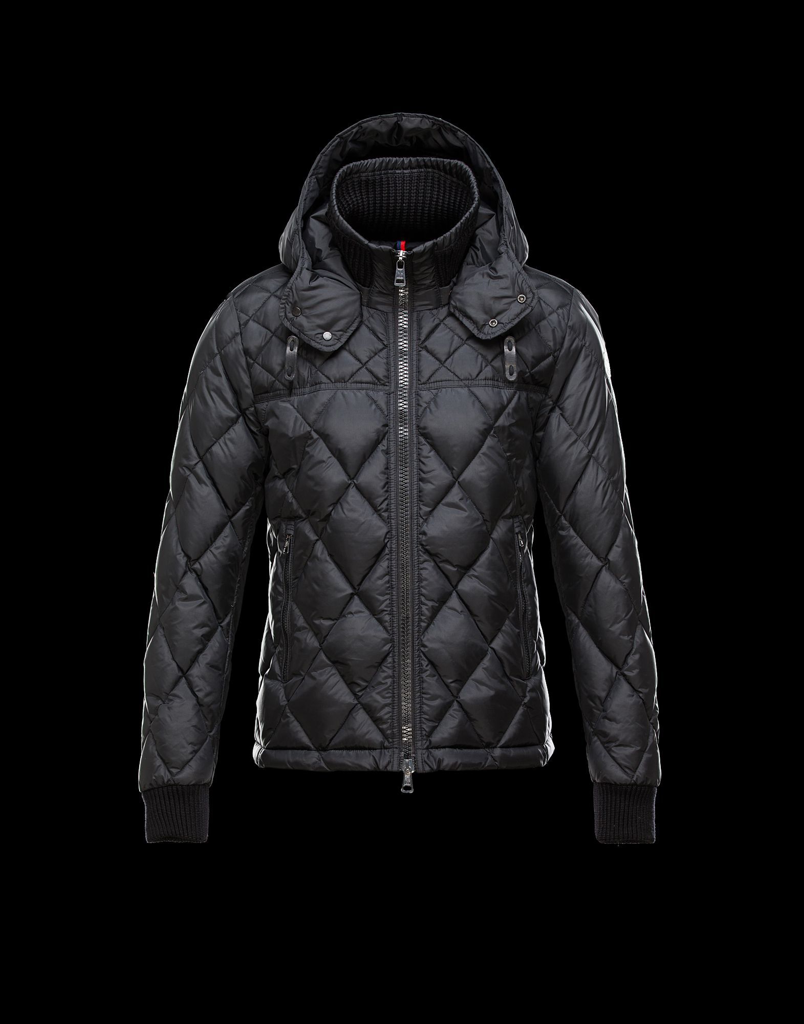Moncler GIRARDOT Fashion Down Jacket Men Black
