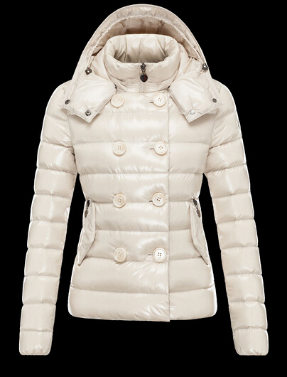Moncler PLANE Jacket Women's Shining Hooded Parka B