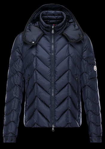 Moncler BERRIAT Douodune Men Blue