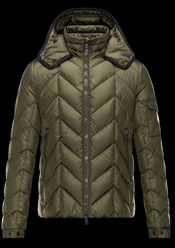Moncler BERRIAT Douodune Men Green