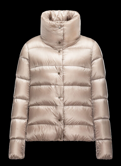 Moncler BOURDON down jacket woman Beige