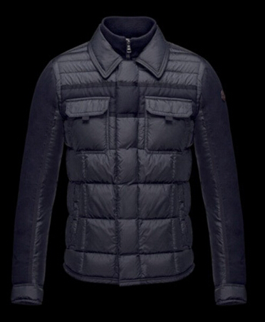 Moncler Men Blazer Jacket Black Price
