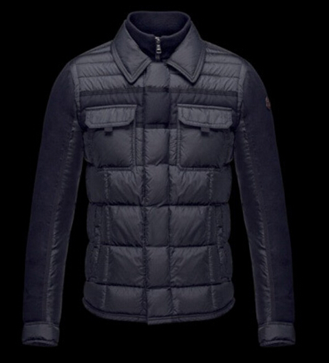 Moncler Men's Jacket Lionel Doudoune Hooded