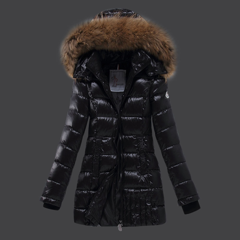 Moncler Women Long Down Coats 20 For Sale