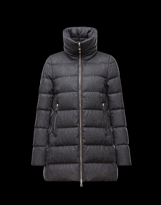Moncler Women Long Down Coats 3 For Sale