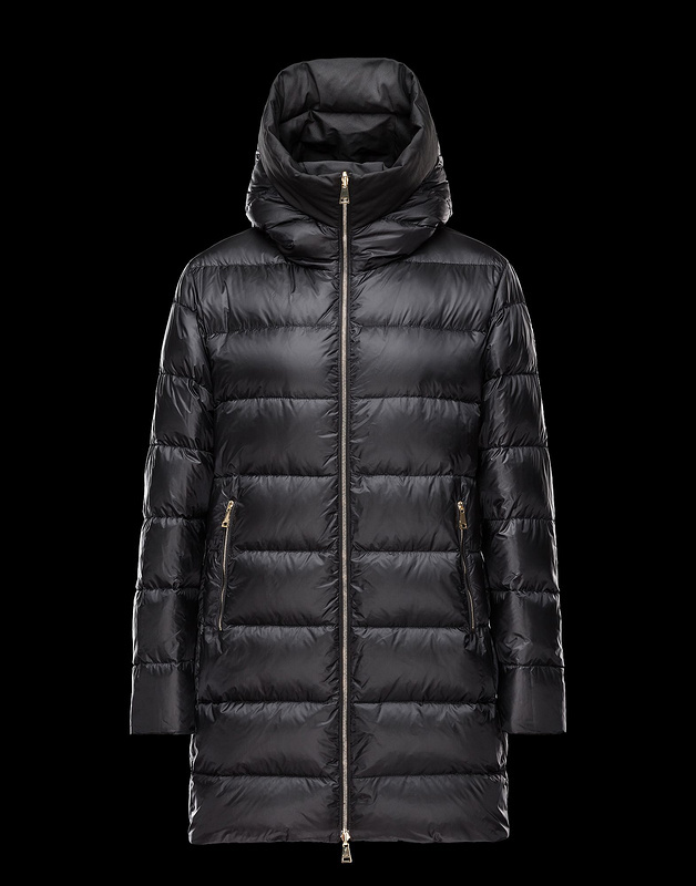 Moncler Women Long Down Coats 4 For Sale