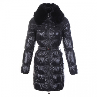 Moncler Aliso Women Coat Black For Sale