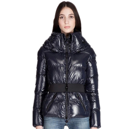 Moncler Aliso Women Jacket Navy For Sale