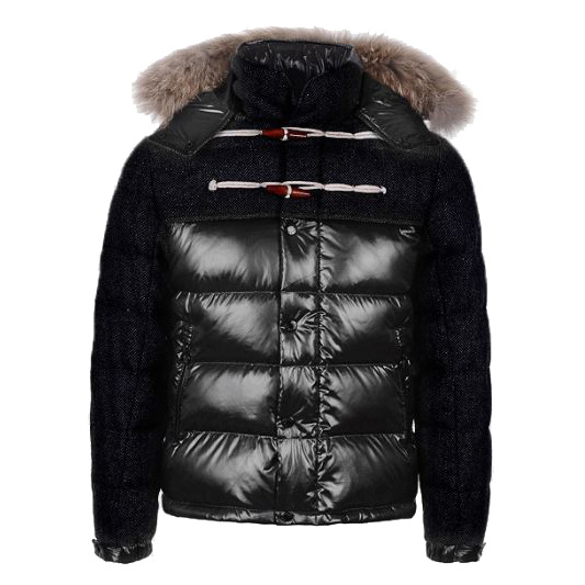 Moncler Anthime Men Jacket Black For Sale