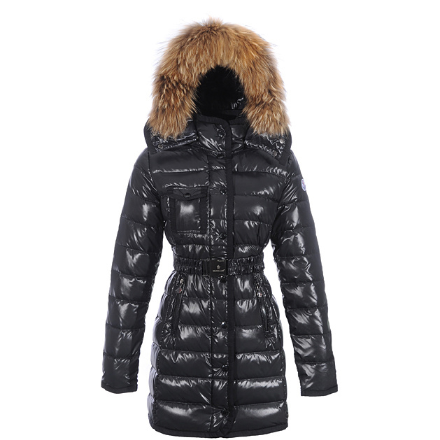 Moncler Armoise Women Coat Black For Sale