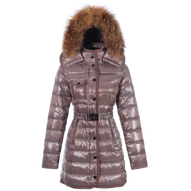 Moncler Armoise Women Coat Grey For Sale