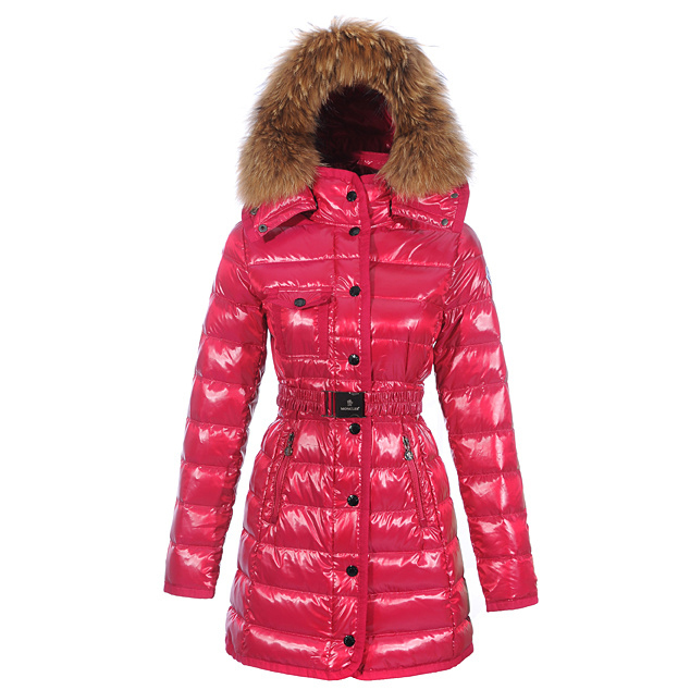 Moncler Armoise Women Coat Rosy For Sale