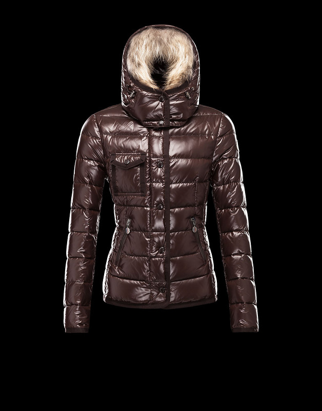 Moncler Armoise Women Jacket Coffee For Sale