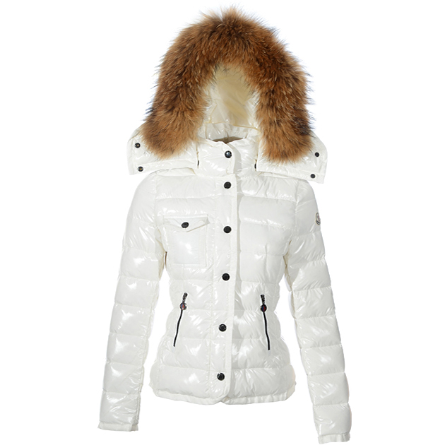 Moncler Armoise Women Jacket White For Sale