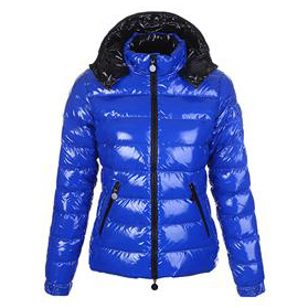 Moncler Baby Women Jacket Blue For Sale