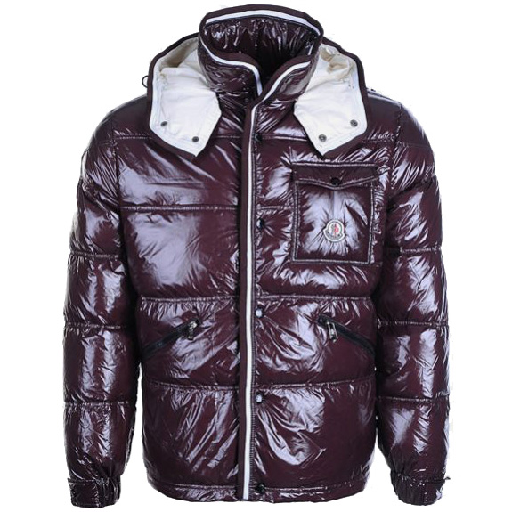 Moncler Branson Men Jacket Coffee For Sale
