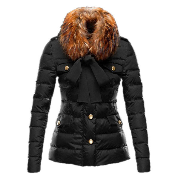 Moncler Cachalot Women Jacket Black For Sale
