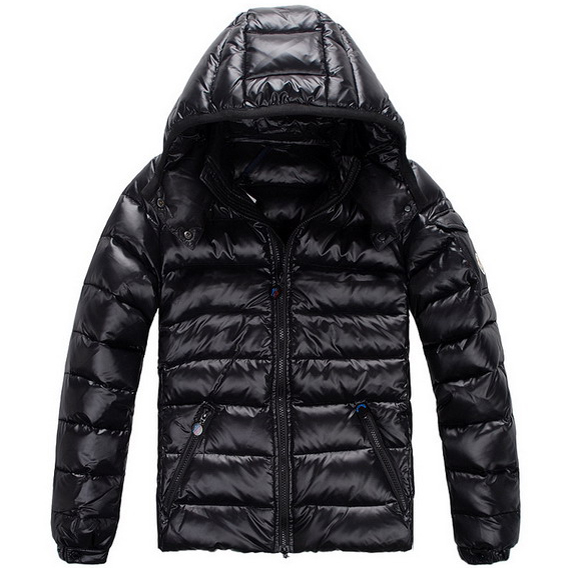 Moncler Chairy Men Jacket Black B For Sale