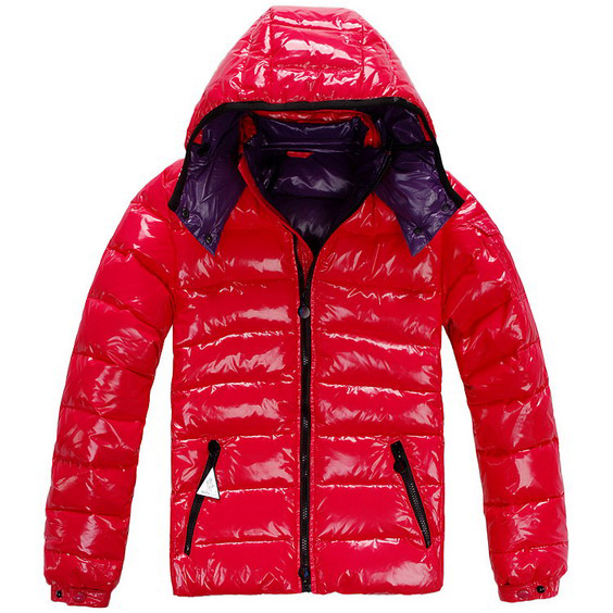 Moncler Chairy Men Jacket Red For Sale