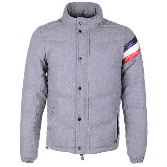 Moncler Chamonix Men Jacket Beige For Sale