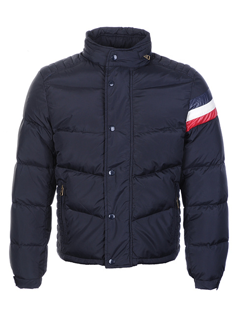 Moncler Chamonix Men Jacket Black For Sale
