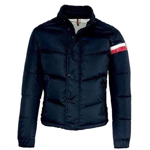 Moncler Chamonix Men Jacket Navy Blue For Sale