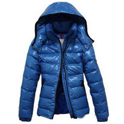 Moncler Clairy Women Jacket Blue For Sale