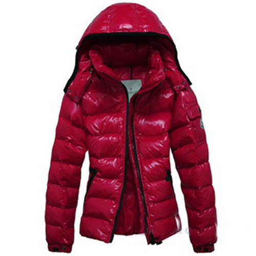 Moncler Clairy Women Jacket Red For Sale