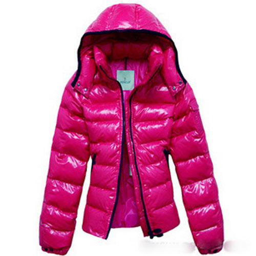 Moncler Clairy Women Jacket Rosy For Sale