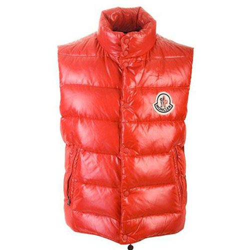 Moncler Clairy Women Vest Orange For Sale