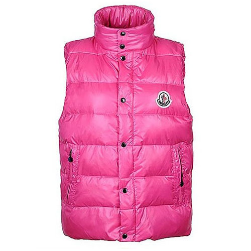Moncler Clairy Women Vest Rose For Sale