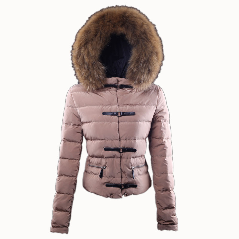 Moncler Crecerelle Women Jacket Pink For Sale