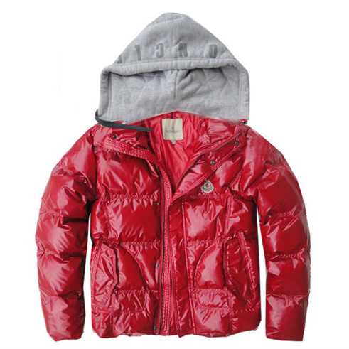 Moncler Demountable Type Men Jacket Red For Sale