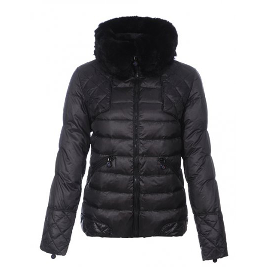 Moncler Epine New Women Jacket Black For Sale