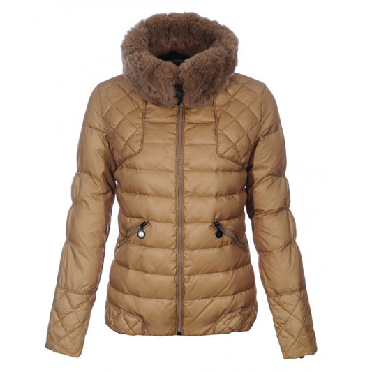 Moncler Epine New Women Jacket Gold For Sale