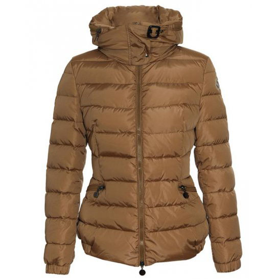Moncler Epine Women Jacket Brown For Sale