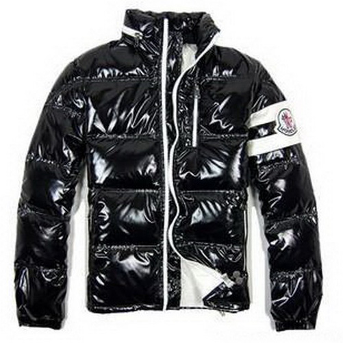Moncler Eric Men Jacket Black For Sale
