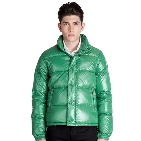 Moncler Everest Men Jacket Green For Sale