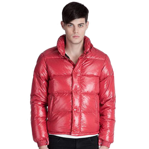 Moncler Everest Men Jacket Red For Sale