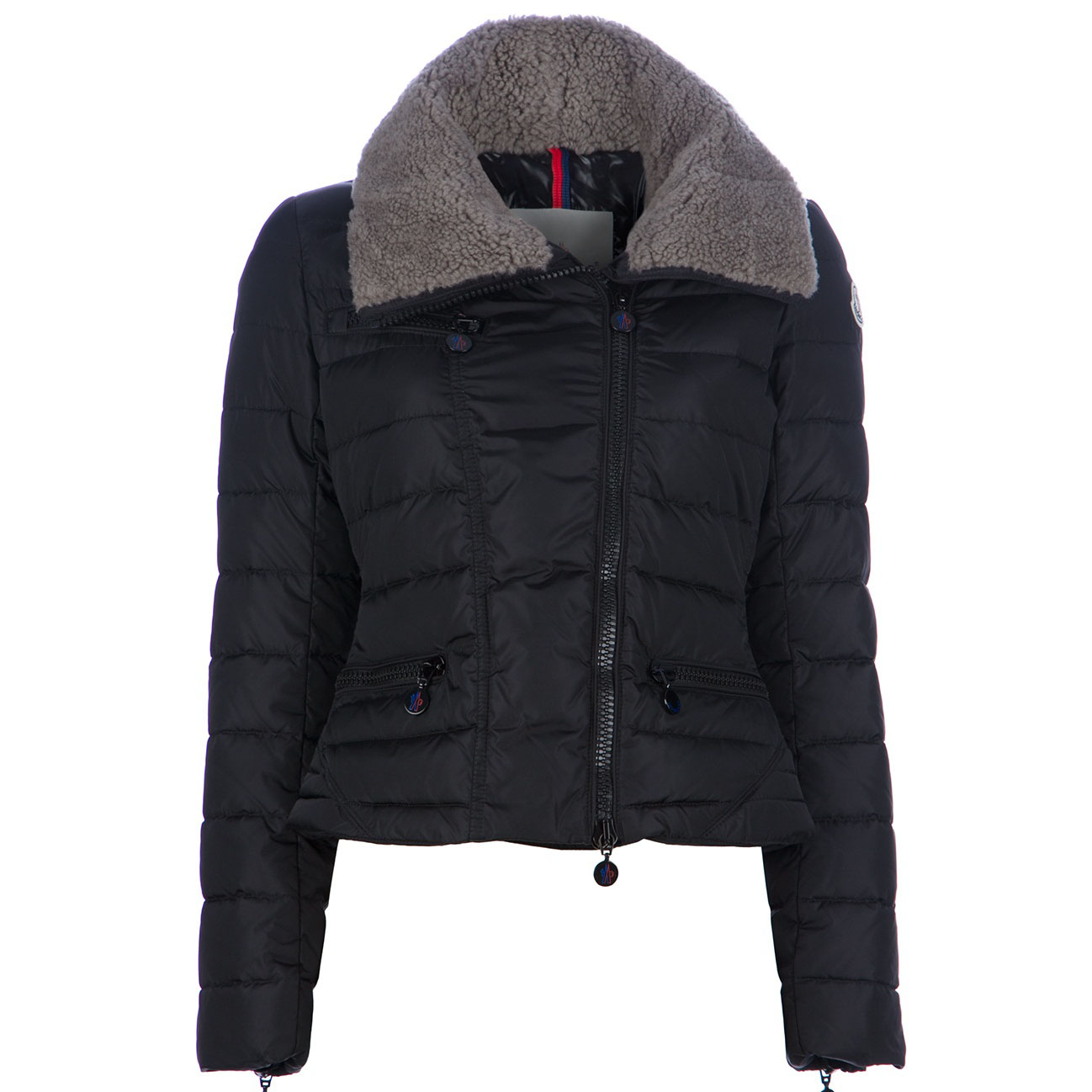 Moncler Frene Women Jacket Black For Sale
