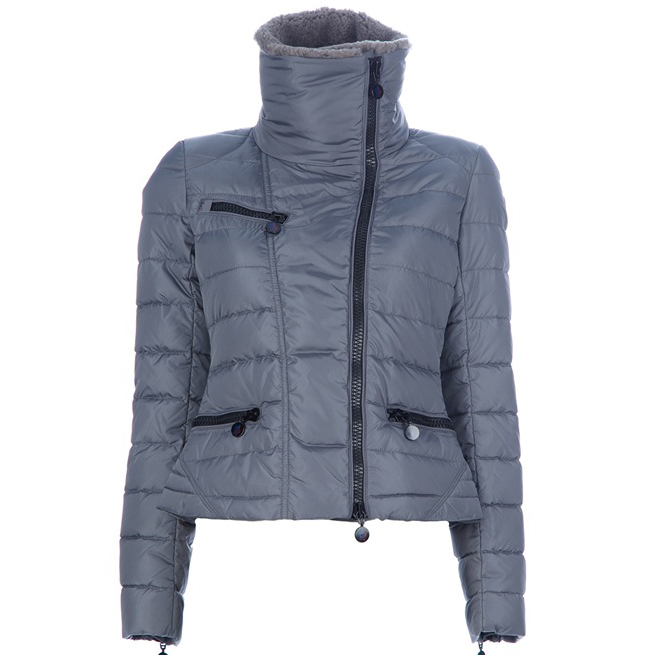Moncler Frene Women Jacket Gray For Sale