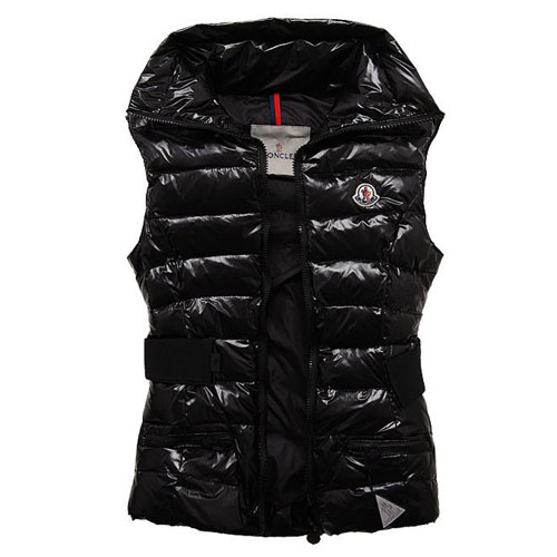Moncler Gaelle Women Vest Black For Sale