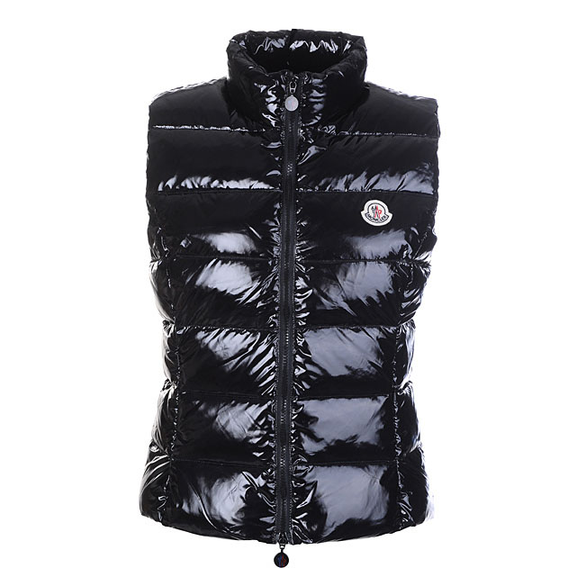Moncler Ghany Women Vest Black For Sale