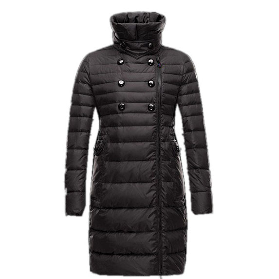 Moncler Herisson Women Coat Black For Sale