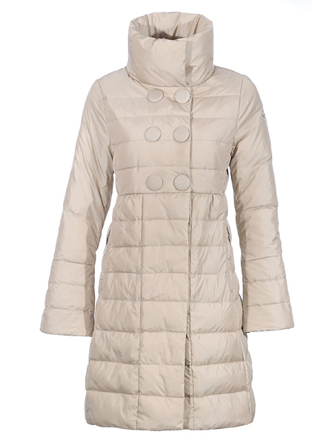 Moncler Johanna Women Coat Beige For Sale