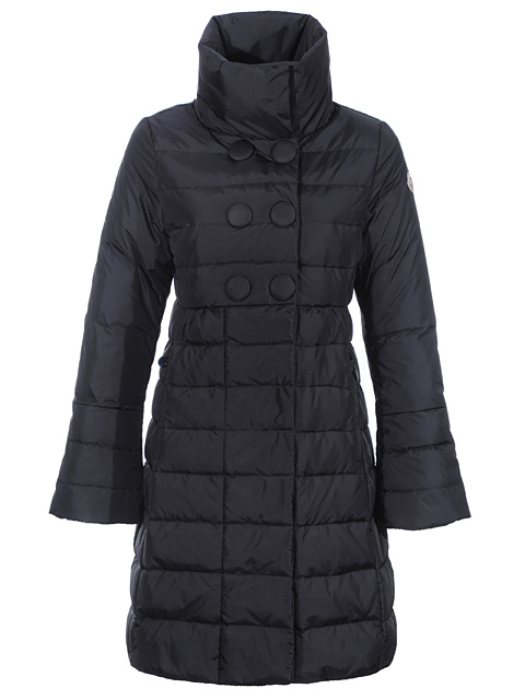 Moncler Johanna Women Coat Black For Sale