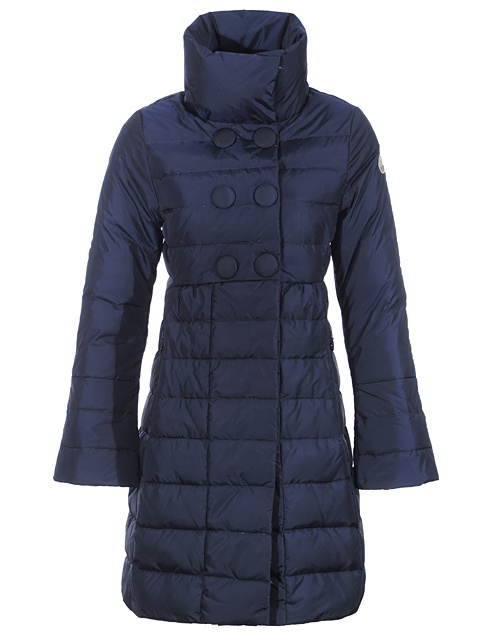 Moncler Johanna Women Coat Blue For Sale